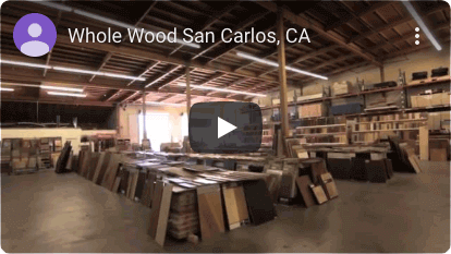 Whole Wood - The Bay Area's Best Hardwood Flooring Selection