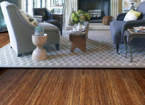 EcoFusion bamboo floors and compressed wood products.