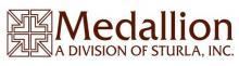 Medallion Hardwood Floors logo